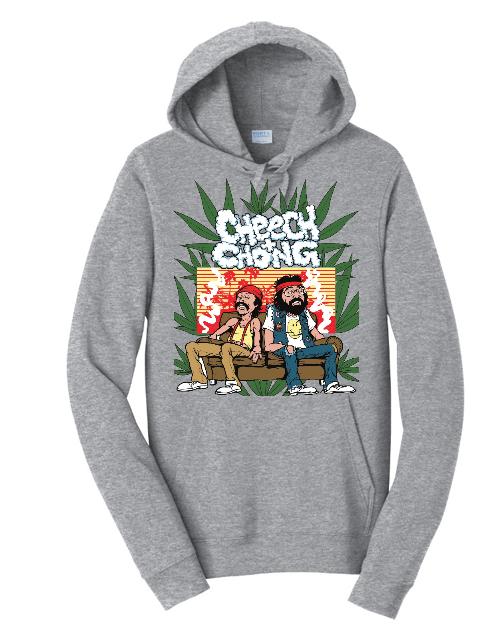 Cigars Blunt Cannabis Tobacco 420 Party Sweatshirt Hoodie