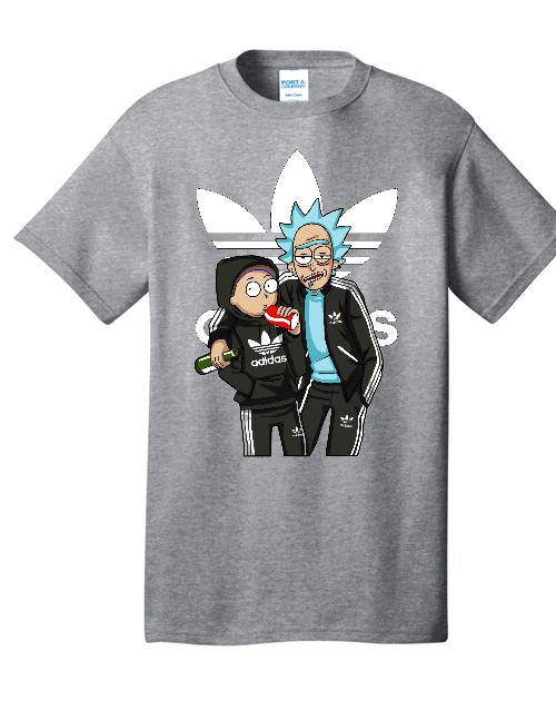 Rick & Morty T Shirt